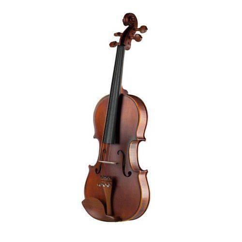Violino Clássico 4/4 Dominante Concert com Arco de Crina Animal