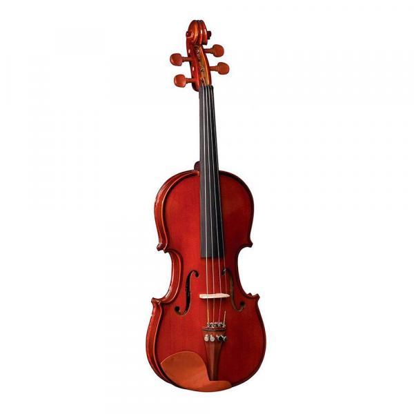 Violino Eagle VE 421 1/2 Completo com Case + Breu + Arco