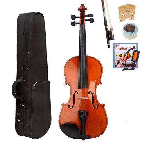 Violino Prowinds 4/4 (Brilhante) - PW1100-4/4