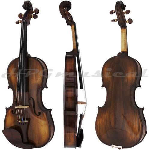Violino Rolim Master Escuro 4/4 Tampo Abeto Alem�o
