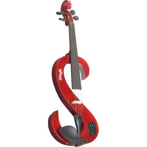 Violino Stagg Evn 4/4 Eletrico Tr