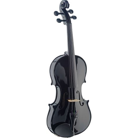 Violino Stagg Vn4/4 Tbk - Trans. Black