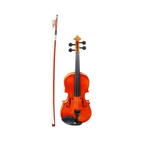 Violino The Rose 3/4 MA Alto Brilho com Estojo
