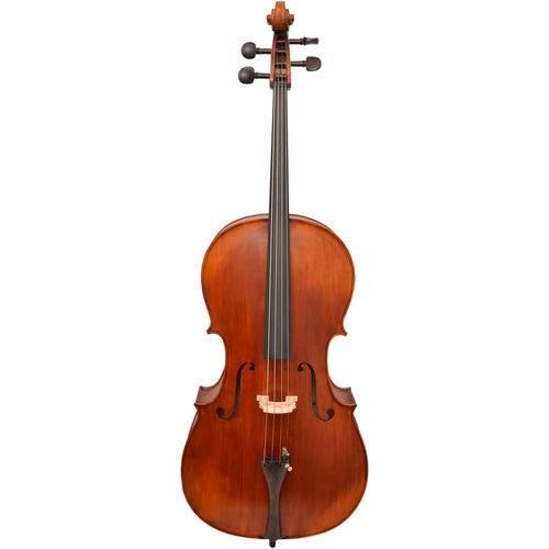 Violoncelo 4/4 Zion By Plander Modelo Orquestra Antique