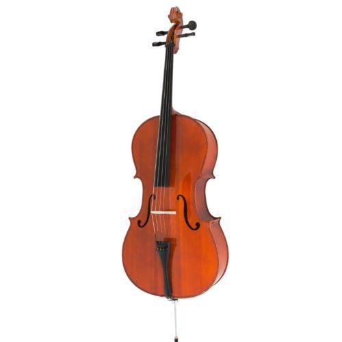 Violoncelo Dominante 9633 4/4 C/arco e Capa