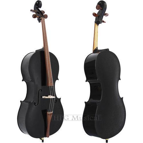 Violoncelo Rolim Milor Preto Brilho Cello 4/4
