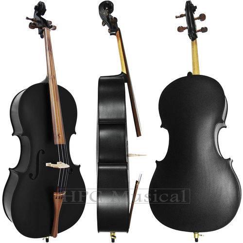 Violoncelo Rolim Milor Preto Fosco Cello 4/4