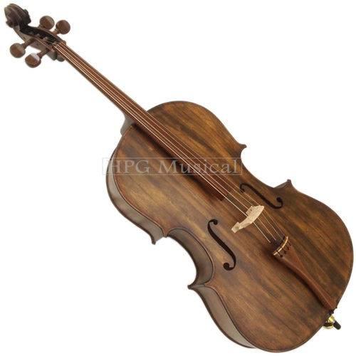 Violoncelo Rolim Montagnana Envelhecido Fosco Cello 4/4
