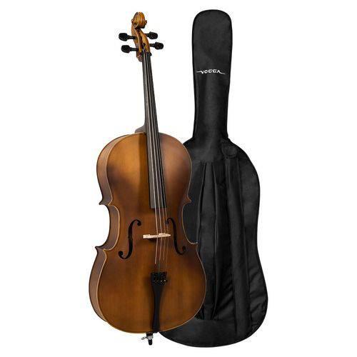 Violoncelo Vogga 4/4 Voc144n C/ Case