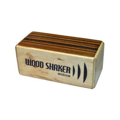 Wood Shaker Percussion Medium P